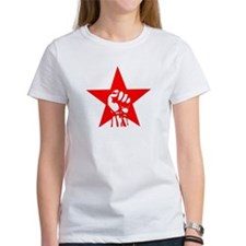 Red Star Fist Tee