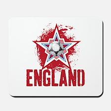 england star Mousepad