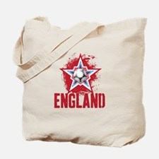 england star Tote Bag