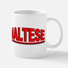 """""""Maltese"""" Mug"""