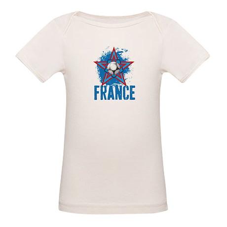 france star Organic Baby T-Shirt