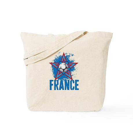 france star Tote Bag