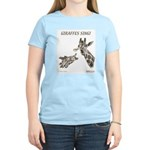 Giraffe's Sing! Women's Light T-Shirt