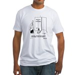 Whale Tagger/ Tale Wagger Fitted T-Shirt