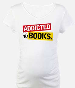 Funny Addicted To Books Shirt