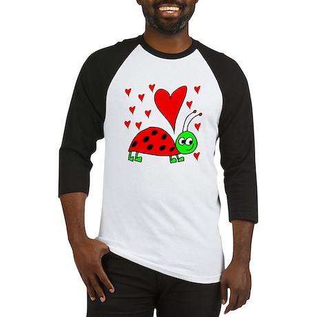 Bug In Love Baseball Jersey