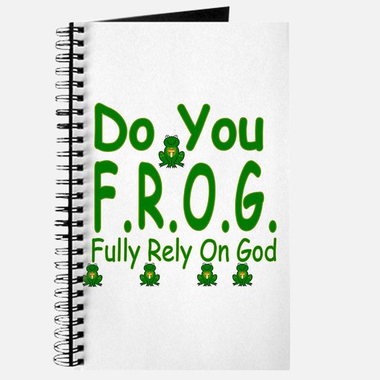 Do you F.R.O.G. Journal