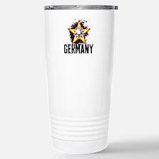 germany star Travel Mug