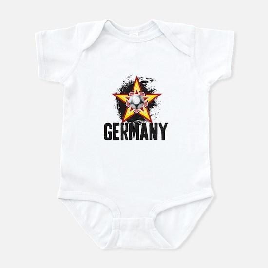 germany star Infant Bodysuit