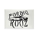 Morbid Rodz Rectangle Magnet (10 pack)