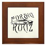 Morbid Rodz Framed Tile