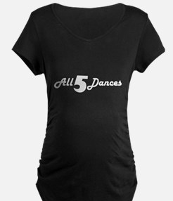 All 5 Dances at Greendale CC T-Shirt