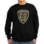 Hillsboro Police Canine Sweatshirt (dark)