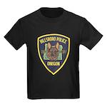 Hillsboro Police Canine Kids Dark T-Shirt