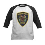 Hillsboro Police Canine Kids Baseball Jersey