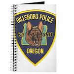 Hillsboro Police Canine Journal