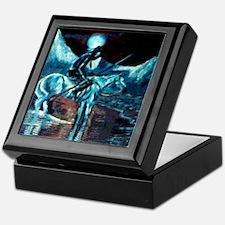 Blue Indian - Keepsake Box