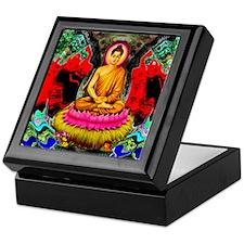 Buddha Swirl - Keepsake Box