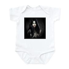Cute Vampire girl Infant Bodysuit