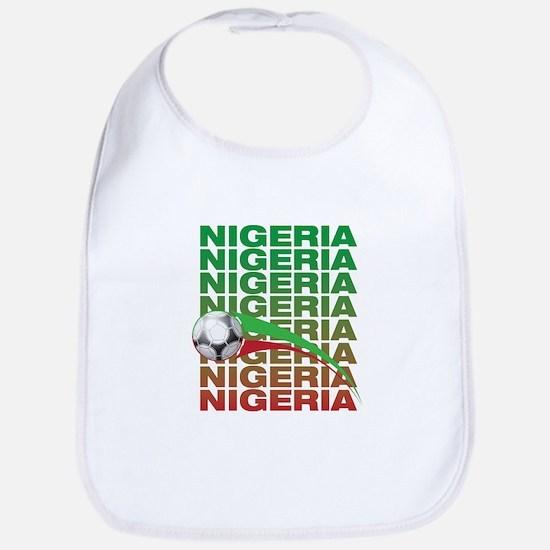 NIGERIA SOCCER Bib