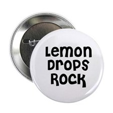 Lemon Drops Rock Button