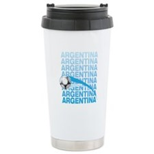 ARGENTINA SOCCER 2010 Travel Mug