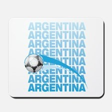 ARGENTINA SOCCER 2010 Mousepad