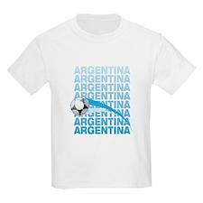 ARGENTINA SOCCER 2010 T-Shirt