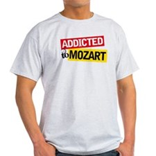 Addicted To Mozart T-Shirt