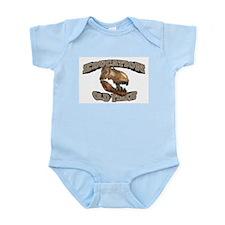 Education Old Timer Infant Bodysuit