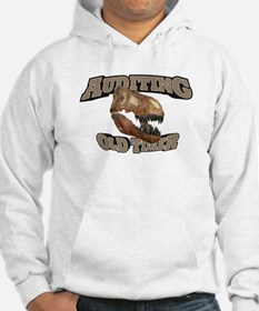 Auditing Old Timer Hoodie