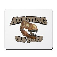 Auditing Old Timer Mousepad