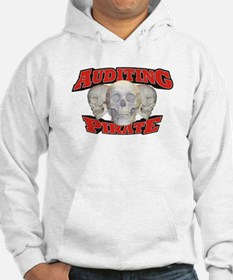 Auditing Pirate Hoodie