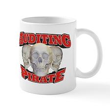 Auditing Pirate Mug
