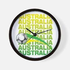SOCCEROOS Wall Clock