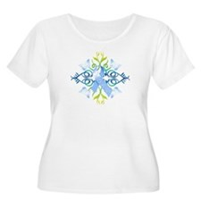 Blue Survivor T-Shirt