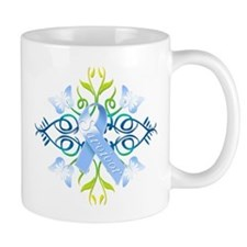Blue Survivor Mug