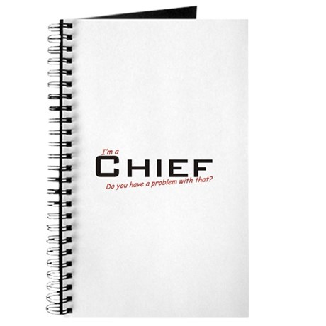 Chief/Problem! Journal