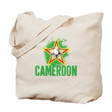 CAMEROON STAR Tote Bag