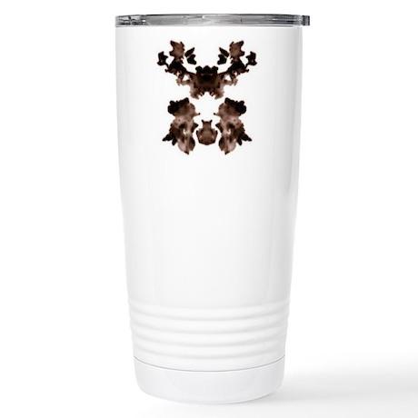 Rorschach Stainless Steel Travel Mug