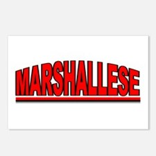 """""""Marshallese"""" Postcards (Package of 8)"""