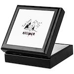 Eclipse-Tent Scene Keepsake Box