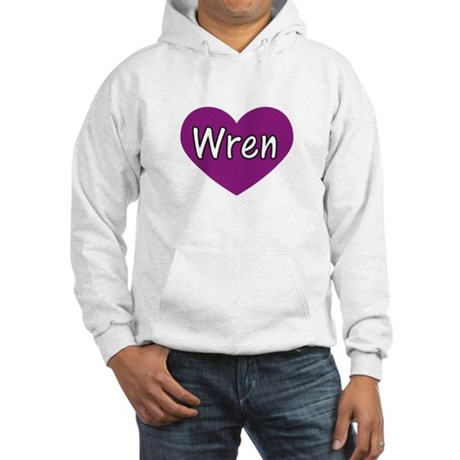 Wren Hooded Sweatshirt