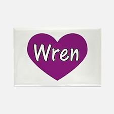 Wren Rectangle Magnet