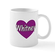 Whitney Mug