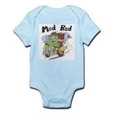 Mod Rod on a Infant Onesee
