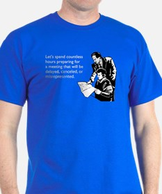 Countless Hours T-Shirt