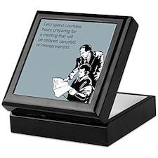 Countless Hours Keepsake Box