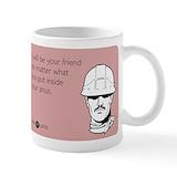 Gay Small Mugs (11 oz)