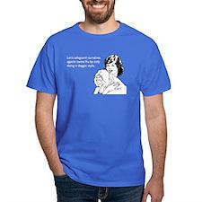 Doggie Style Dark T-Shirt